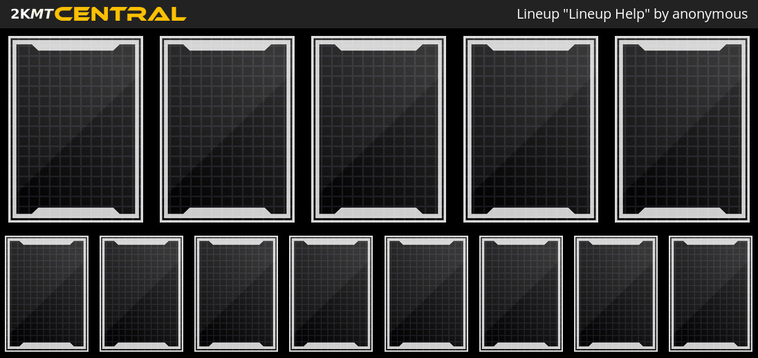 Should I lock HOF? - lineups - 2K Gamer - NBA 2K Forums