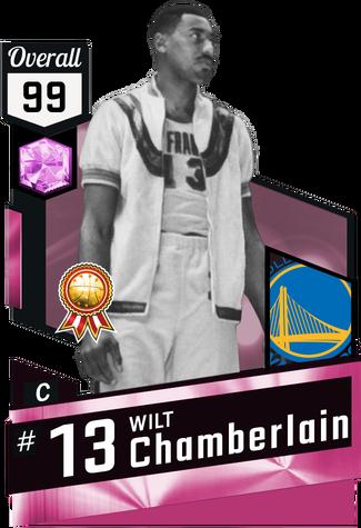 '60 Wilt Chamberlain pinkdiamond card