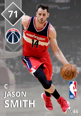 Jason Smith silver card