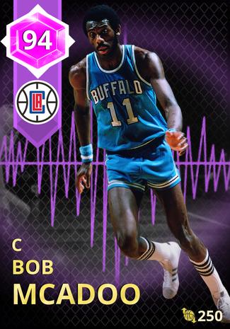 '78 Bob McAdoo amethyst card