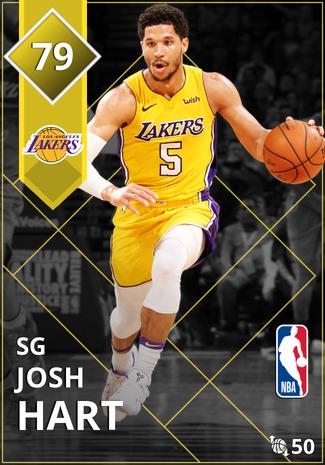 Josh Hart gold card
