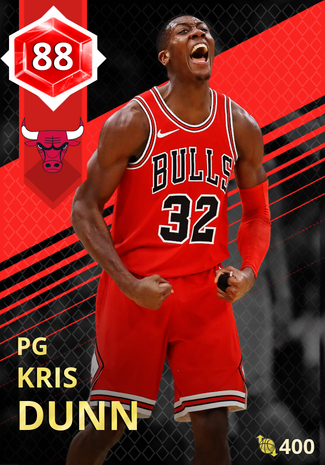 Kris Dunn ruby card