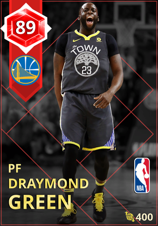 Draymond Green ruby card
