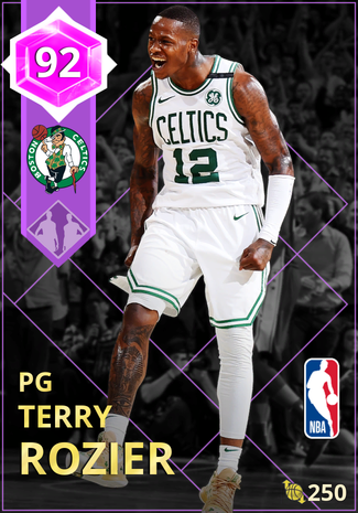 Terry Rozier amethyst card