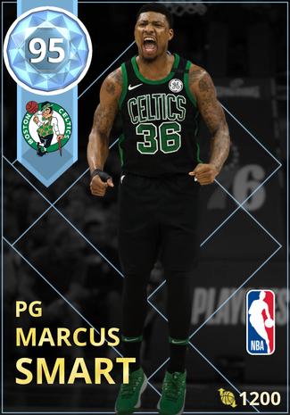 Marcus Smart diamond card