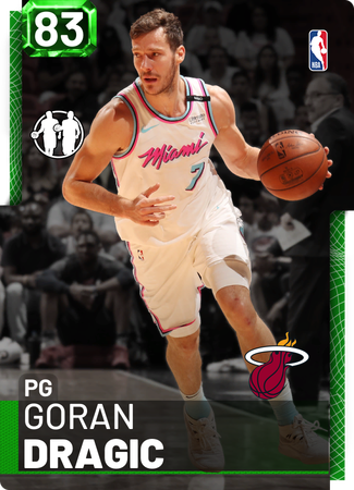 Goran Dragic emerald card