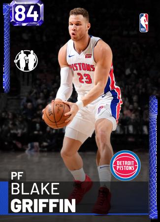 Blake Griffin sapphire card