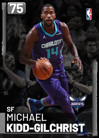 Michael Kidd-Gilchrist silver card