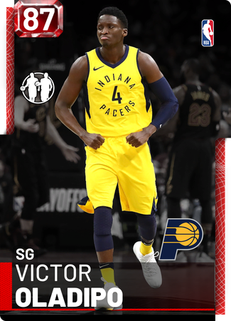 Victor Oladipo ruby card