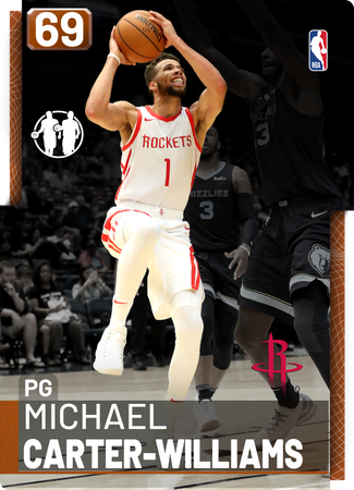 Michael Carter-Williams bronze card