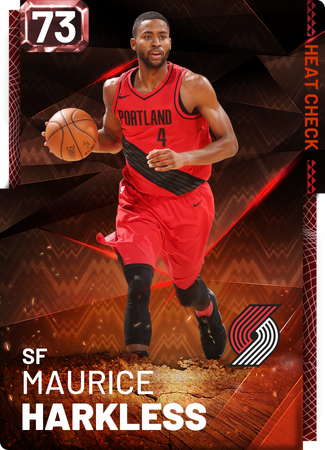 Maurice Harkless fire card