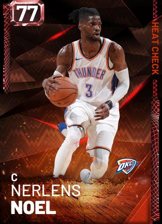 Nerlens Noel fire card
