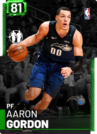 Aaron Gordon emerald card