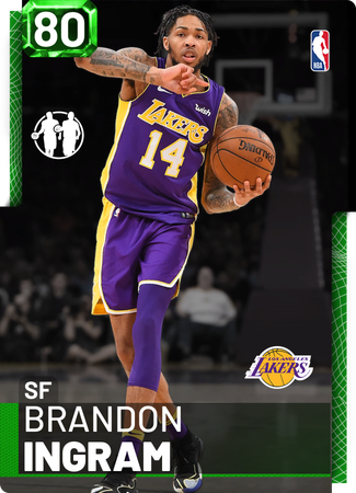 Brandon Ingram emerald card