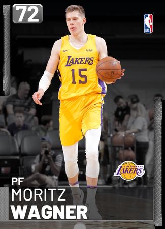 Moritz Wagner silver card