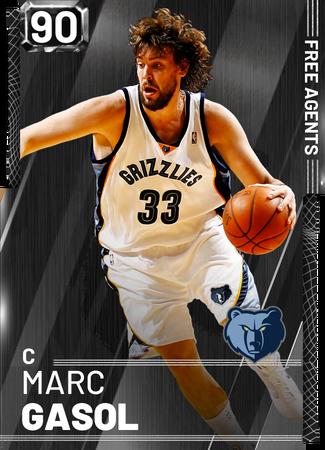 Marc Gasol onyx card