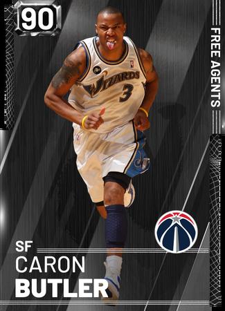 '16 Caron Butler onyx card