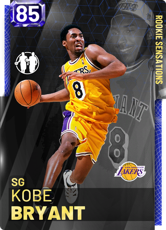 '97 Kobe Bryant sapphire card