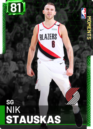 Nik Stauskas emerald card