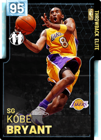 '04 Kobe Bryant diamond card