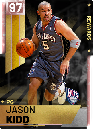 '13 Jason Kidd pinkdiamond card