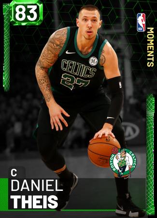 Daniel Theis emerald card