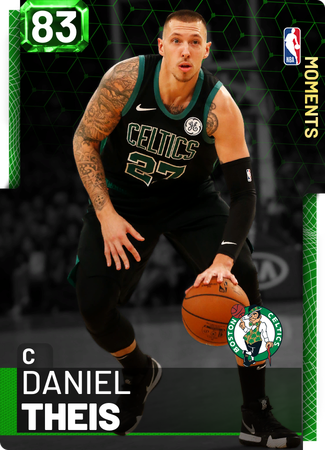 Daniel Theis emerald card