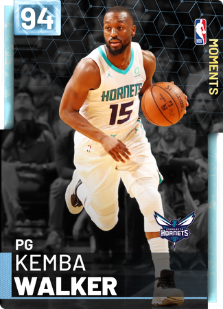Kemba Walker diamond card