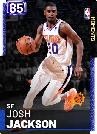 Josh Jackson sapphire card