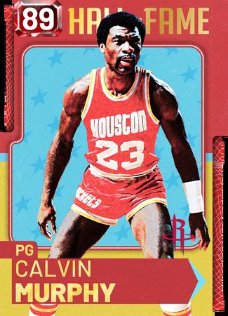 '83 Calvin Murphy ruby card