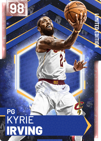 Kyrie Irving pinkdiamond card