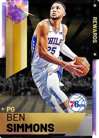 Ben Simmons opal card
