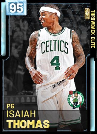 '17 Isaiah Thomas diamond card