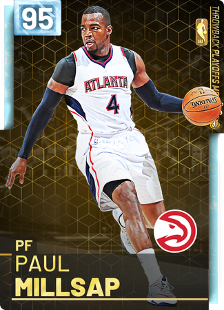 '18 Paul Millsap diamond card