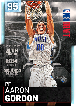 Aaron Gordon diamond card