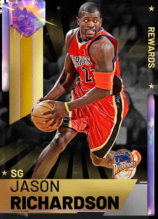 '01 Jason Richardson opal card