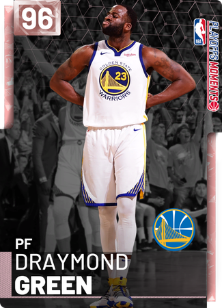 Draymond Green pinkdiamond card