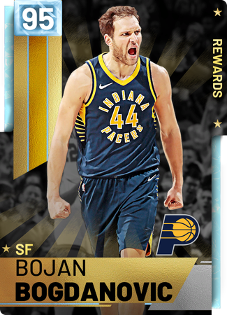 Bojan Bogdanovic diamond card