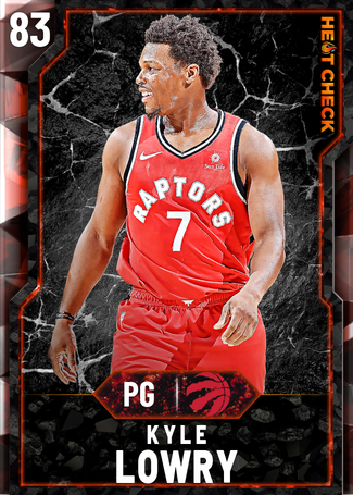 Kyle Lowry fire card