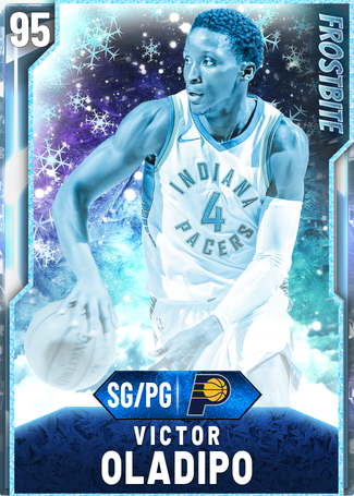 Victor Oladipo diamond card