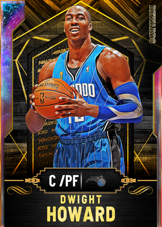 Dwight Howard opal card