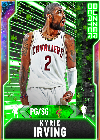 Kyrie Irving opal card