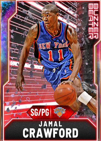Jamal Crawford opal card