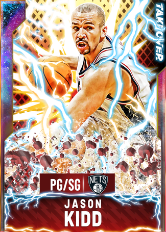 '13 Jason Kidd opal card