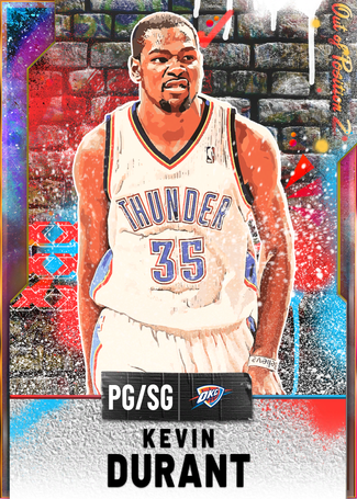 Kevin Durant opal card