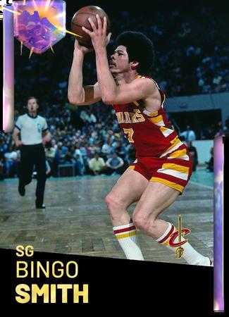 Bingo Smith - NBA 2K19 Custom Card - 2KMTCentral