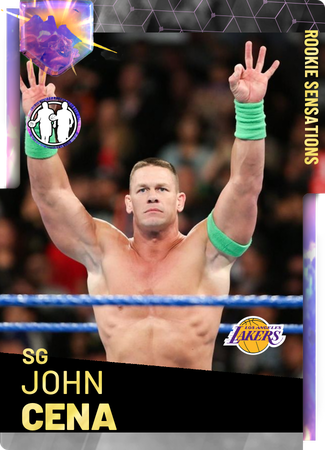 John Cena Nba 2k19 Custom Card 2kmtcentral
