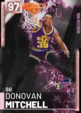 Donovan Mitchell - NBA 2K19 Custom Card - 2KMTCentral
