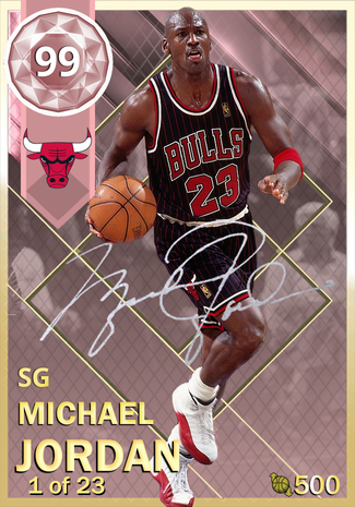 NBA 2K18 Custom Card