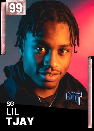 lil tjay - NBA 2K19 Custom Card - 2KMTCentral
